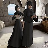 Lascivious aged lesbo nun seduces a legal age teenager babe.