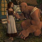 Village hotty secret romance.