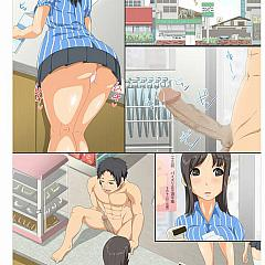Adult anime.