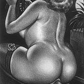 Facesitting naked.