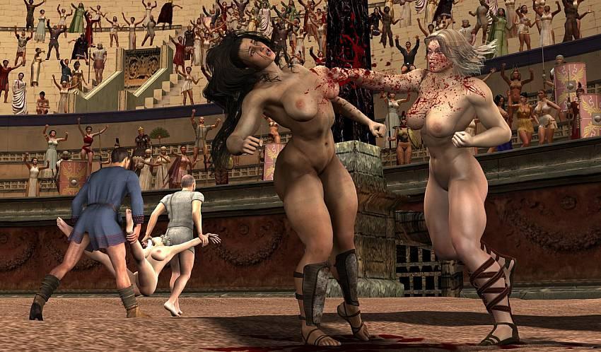 онлайн порно гладиаторы