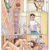 Evil world mini comic.
