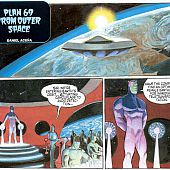 Plan outer space.