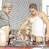Hardcore porn drawings fucks.