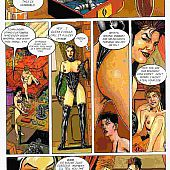Comics vampires virgins bdsm.