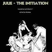 Slave-girl comics julie initiation.