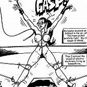 Porn comics servitude bondage.